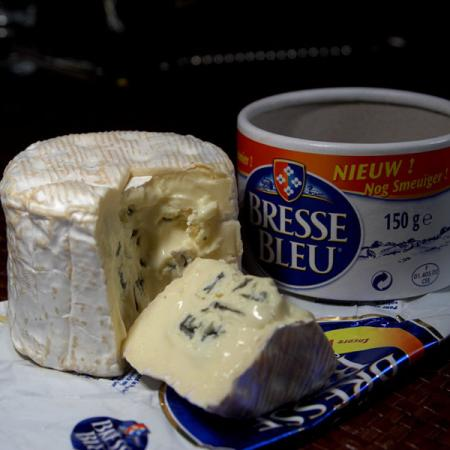 Bleu De Bresse Cheese
