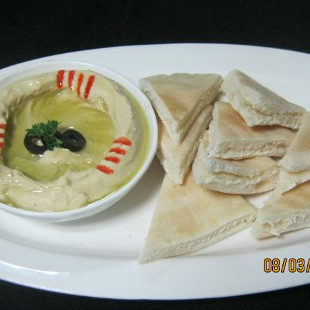 Hummus with Pita