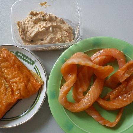 Salmon Tuna Poznan
