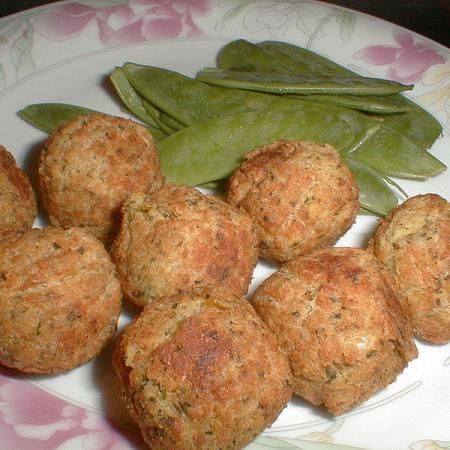 Falafel small