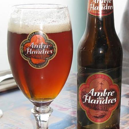 Jielbeaumadier biere ambree des flandres 2010