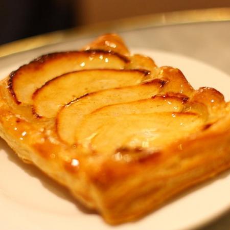 Tarta de manzana en Barcelona