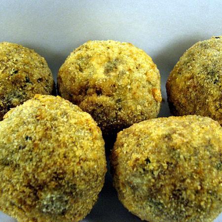 Boudin Sausage Balls