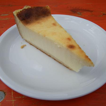 Traditional Baden cheesecake