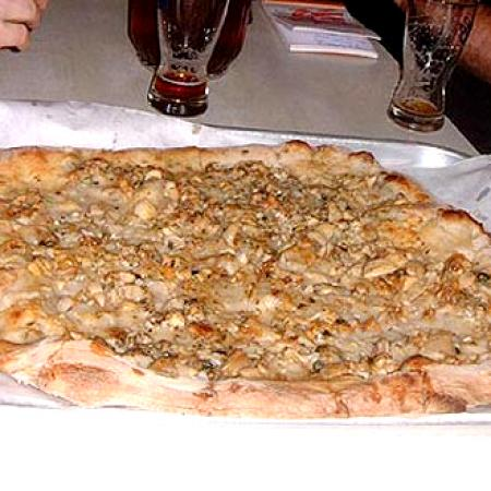 Whiteclam pie