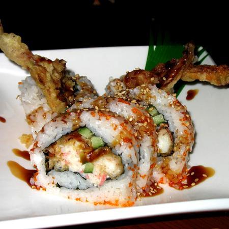 Zabu Zabu sushi