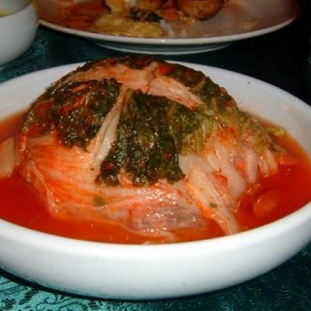 Korean cuisine Kaesong bossam kimchi