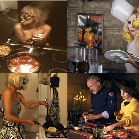 Lady Gaga Says US Needs More Healthy Food Shows
