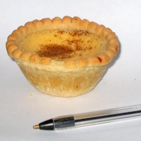 Egg Custard Tart