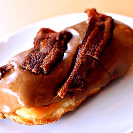 Bacon Donut