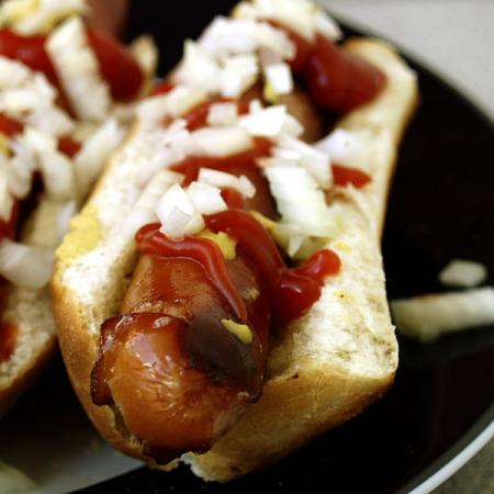 Saucy Hotdogs