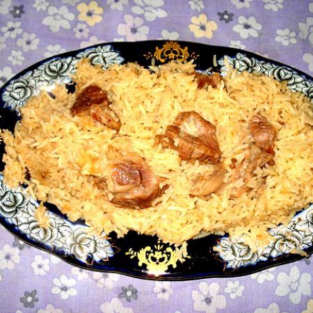 Punjabi Pullao