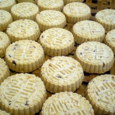 Macau Koi Kei Bakery Almond Biscuits