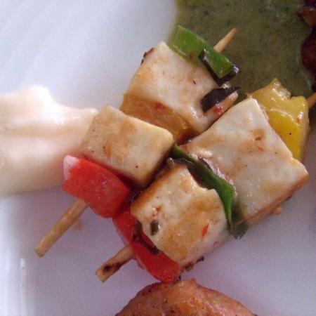 Paneer Kebab