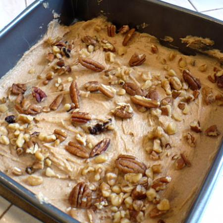 Sticky Buns with Nuts