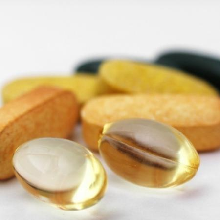 Eat Vitamins in Moderation