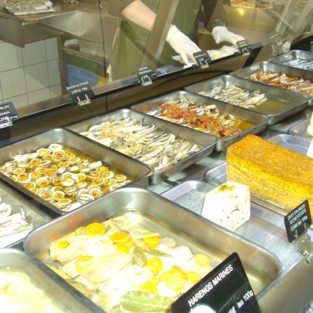 Preserved Fish Delicacies