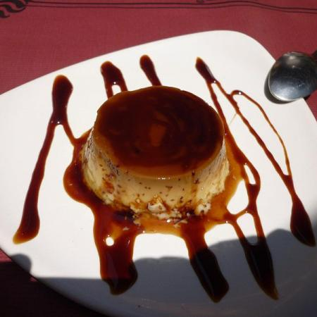 Rich and Thick Caramel Flan