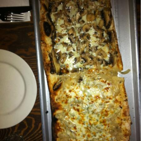 Large specialty pizza