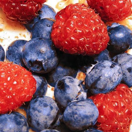 Berries n oatmeal mod