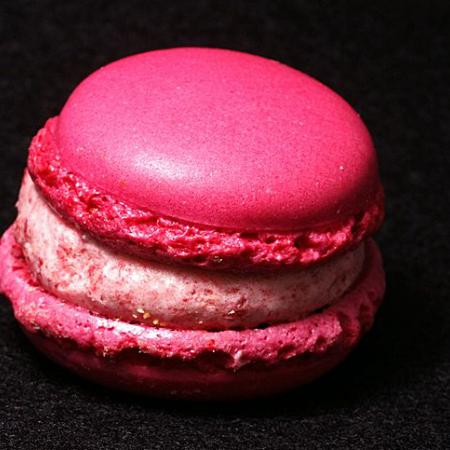 Raspberry Biscotti