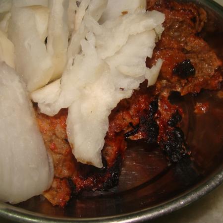 Beef Kawab