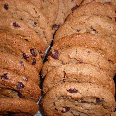Safeway chocolate chip cookies