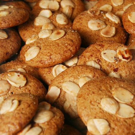 Pastas Almendradas
