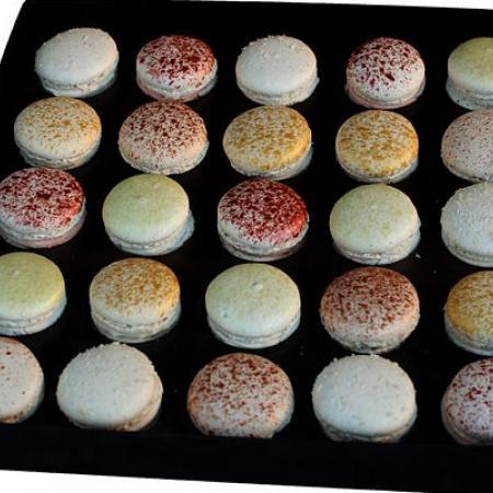 Macarons Marcolini