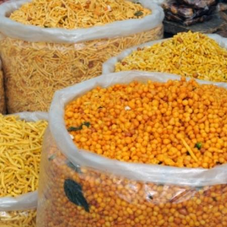 Different Types of Bhujiya