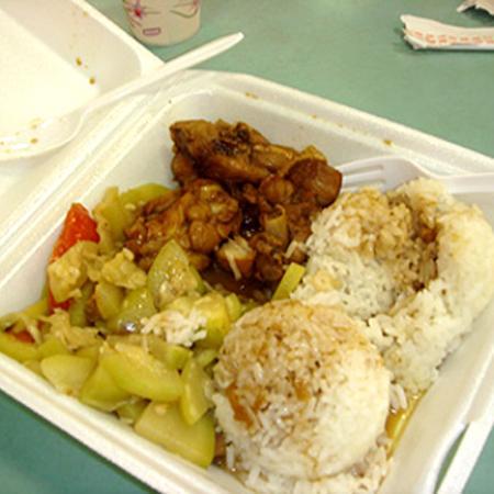 Polynesian Pork