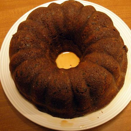 Brown Bundt Cake