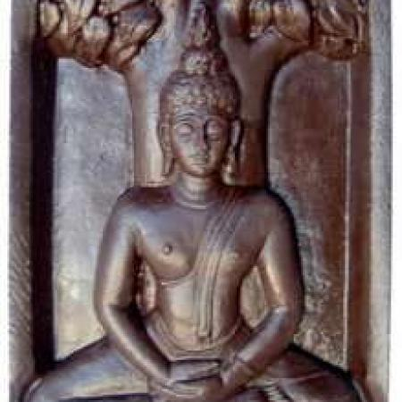 Chocolate Buddha!!