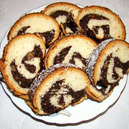 Poppy seed cake Makowiec