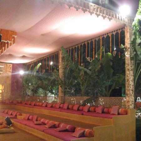 Saadi Ka Mandap - Sitting Arrangement