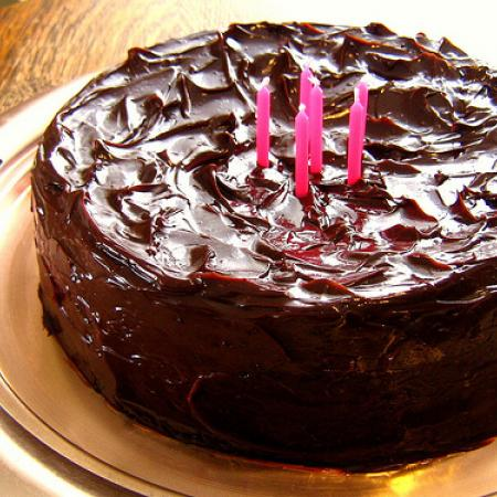 Decadence Cake