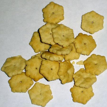 Oyster crackers