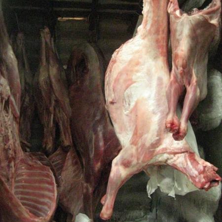 Freezer Mutton