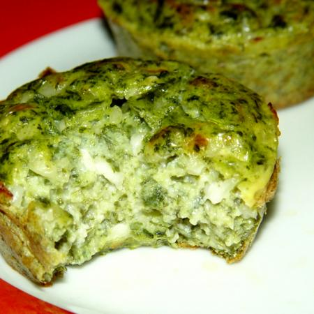 Spinach Cottage Cheese Salad