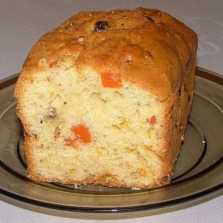 Polish Fruitcake