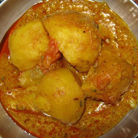 Aloo Masala Curry