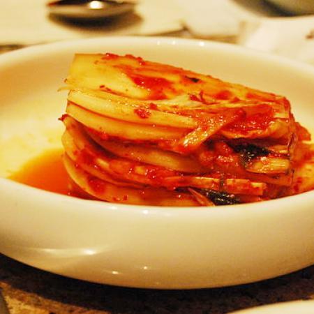 Korean Hot Kimchi