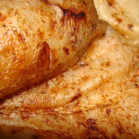 Rumali Roti - Close View
