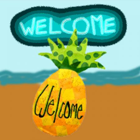 Pineapple - The Universal Hospitality Symbol