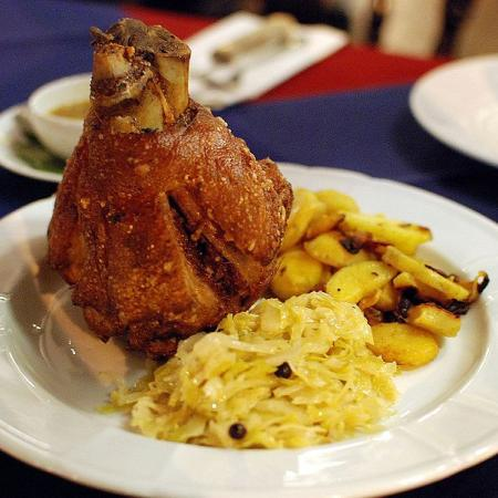 Perfect Schweinshaxe