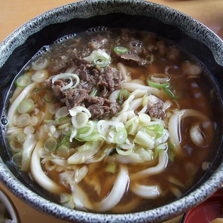 Yoshida udon