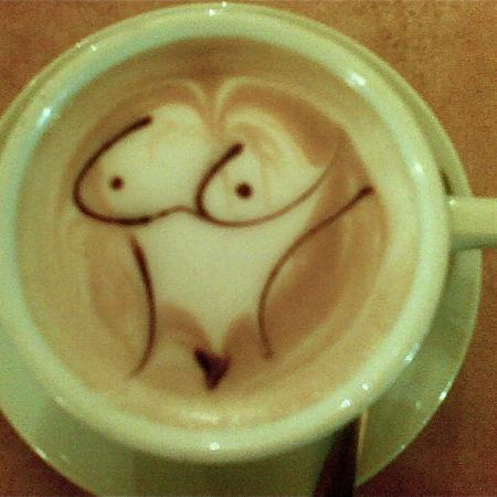 Nude cappuccino Coffee
