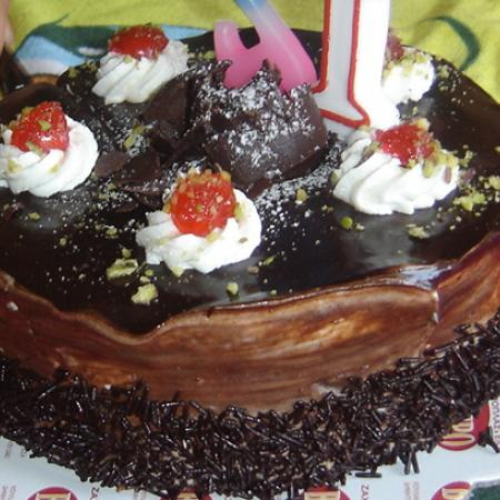 Turtagen Cake