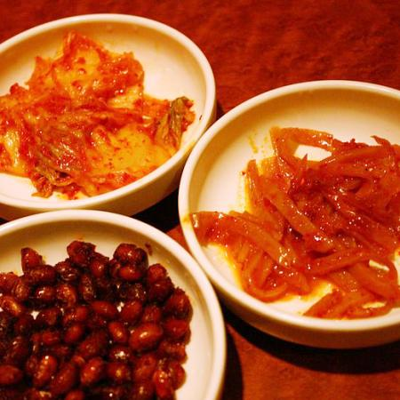 Korean Cuisine Banchan