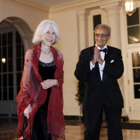 Eminent Indian Guests At The State Dinner